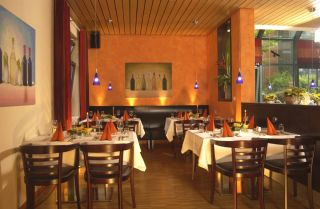 Restaurant im GHOTEL